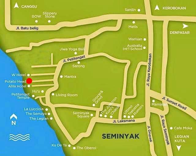 meritus-seminyak-condotel-map-location